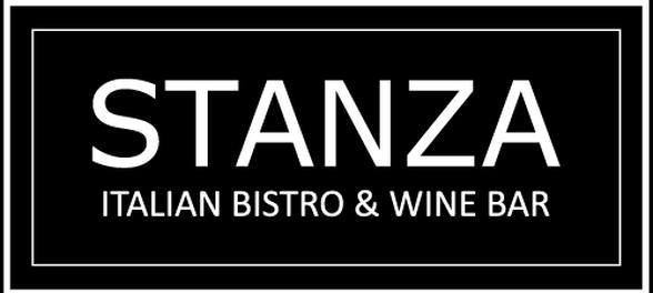 Stanza Logo White On Black.png