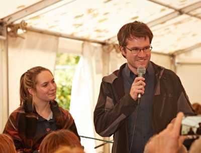 Marcus and Katie speak cropped.jpg