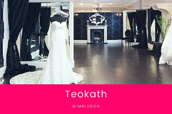 Bridal Houses - Boa Boutique, Richmond HillTeokath, WimbledonSurrey Brides, Weybridge