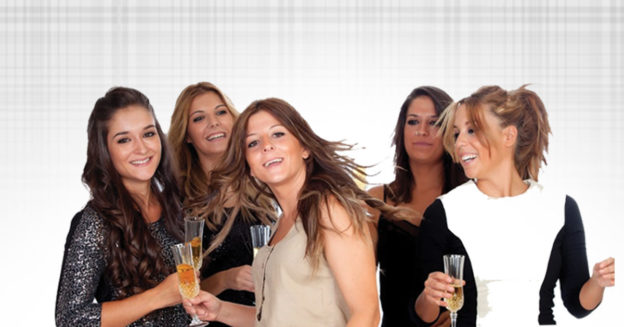 - Here you can choose between two experiences:Option 1 - Have a makeup party or lesson. Either 2 of the above or a bespoke blend of the two just for you.Option 2 - Let us get you glammed up for your night out.Prices are on application - depending on your group size and requirements. You get a bottle of prosecco on us!