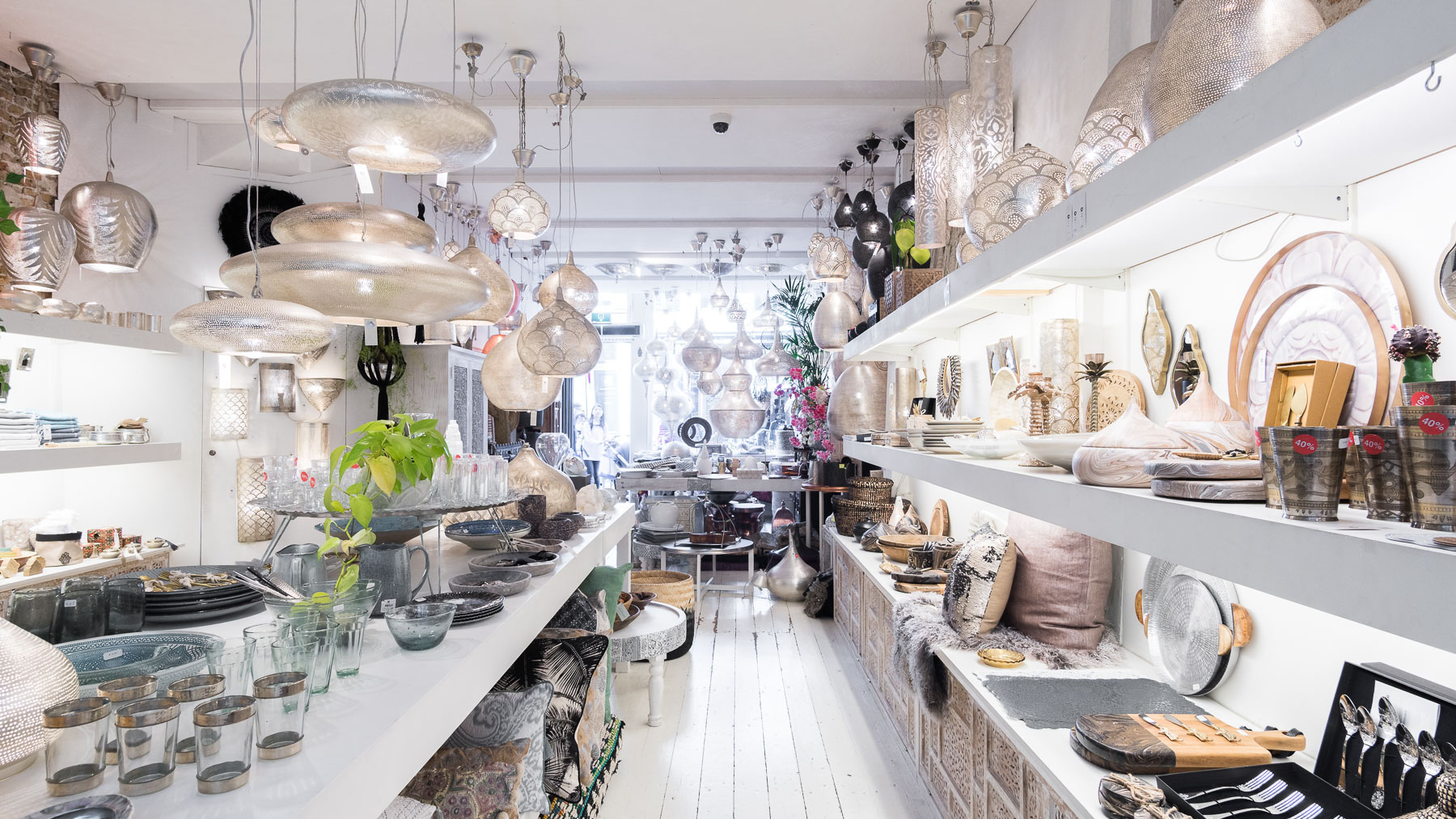 Home Deco Store  / Amsterdam, Netherlands