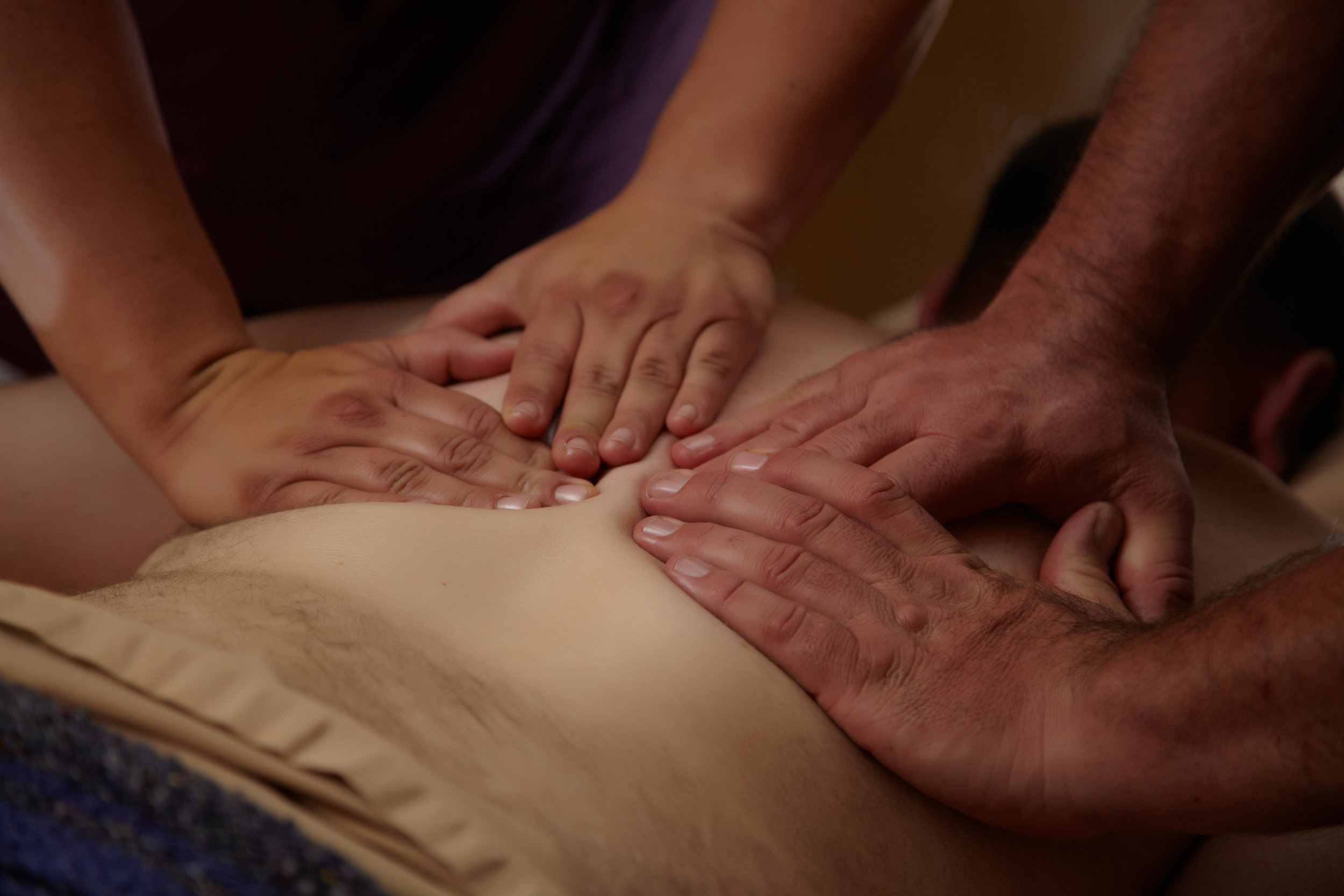 Dual Massage