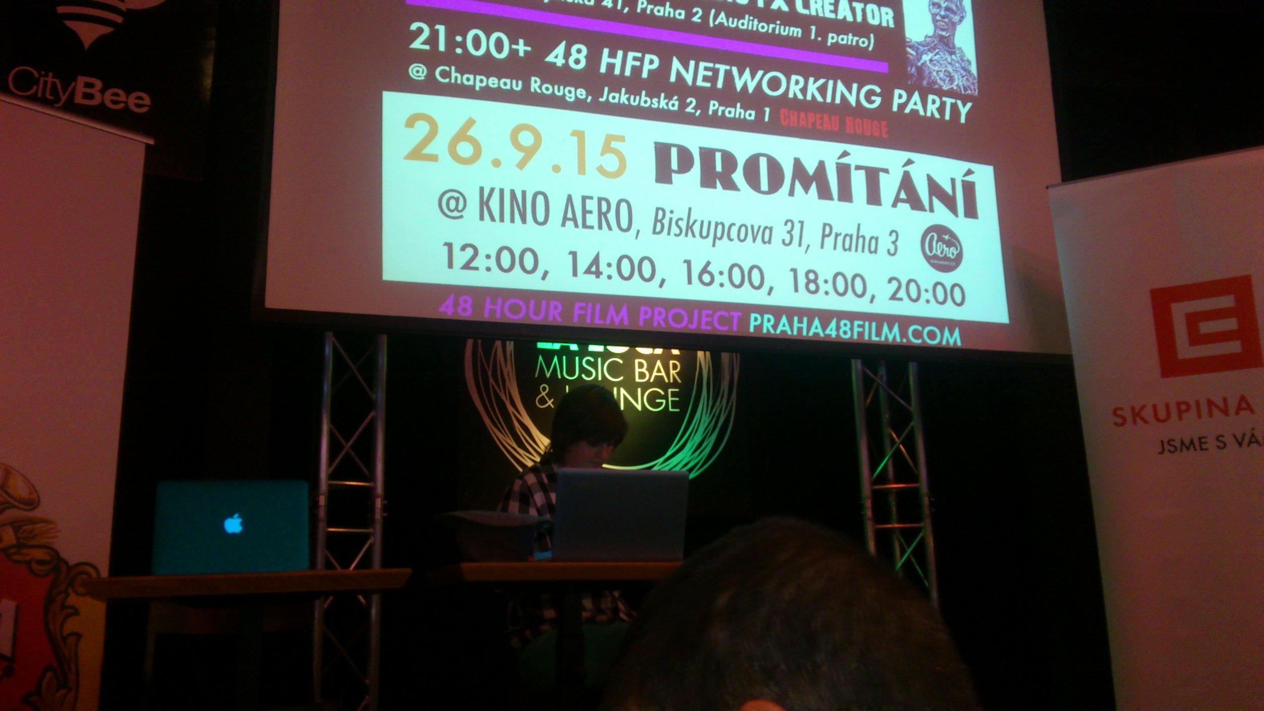 Film festival Prague