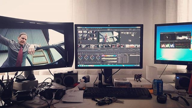 A bit of creative work ;) #colorgrading #colorist
