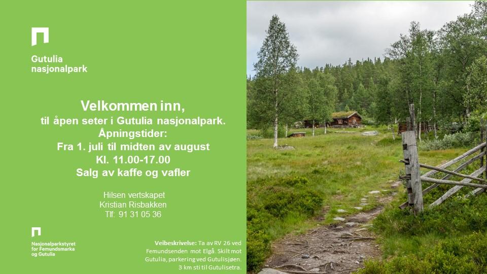 Foto: Nasjonalparkstyret for Femundsmarka og Gutulia ID:135