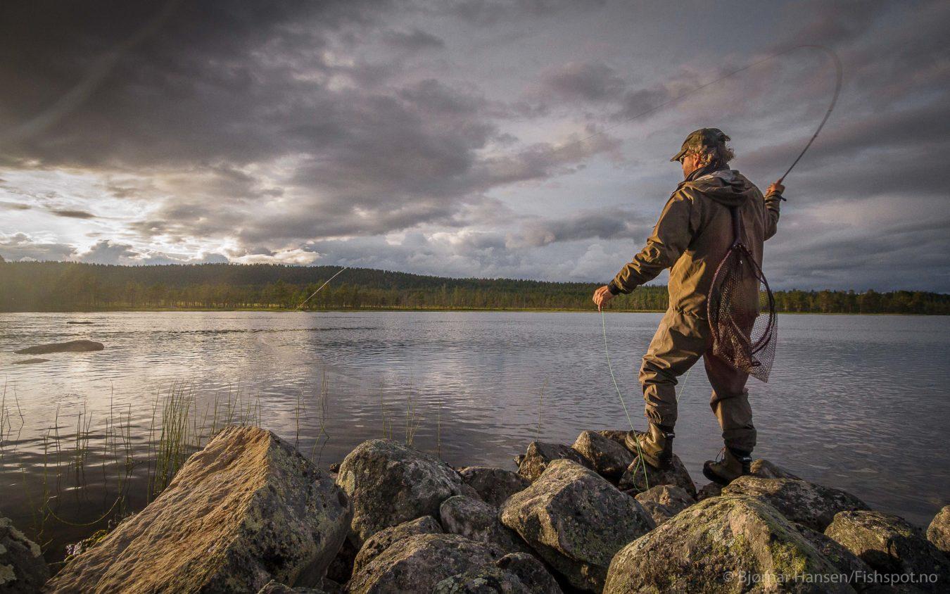 Foto: Bjørnar Hansen/Fishspot
