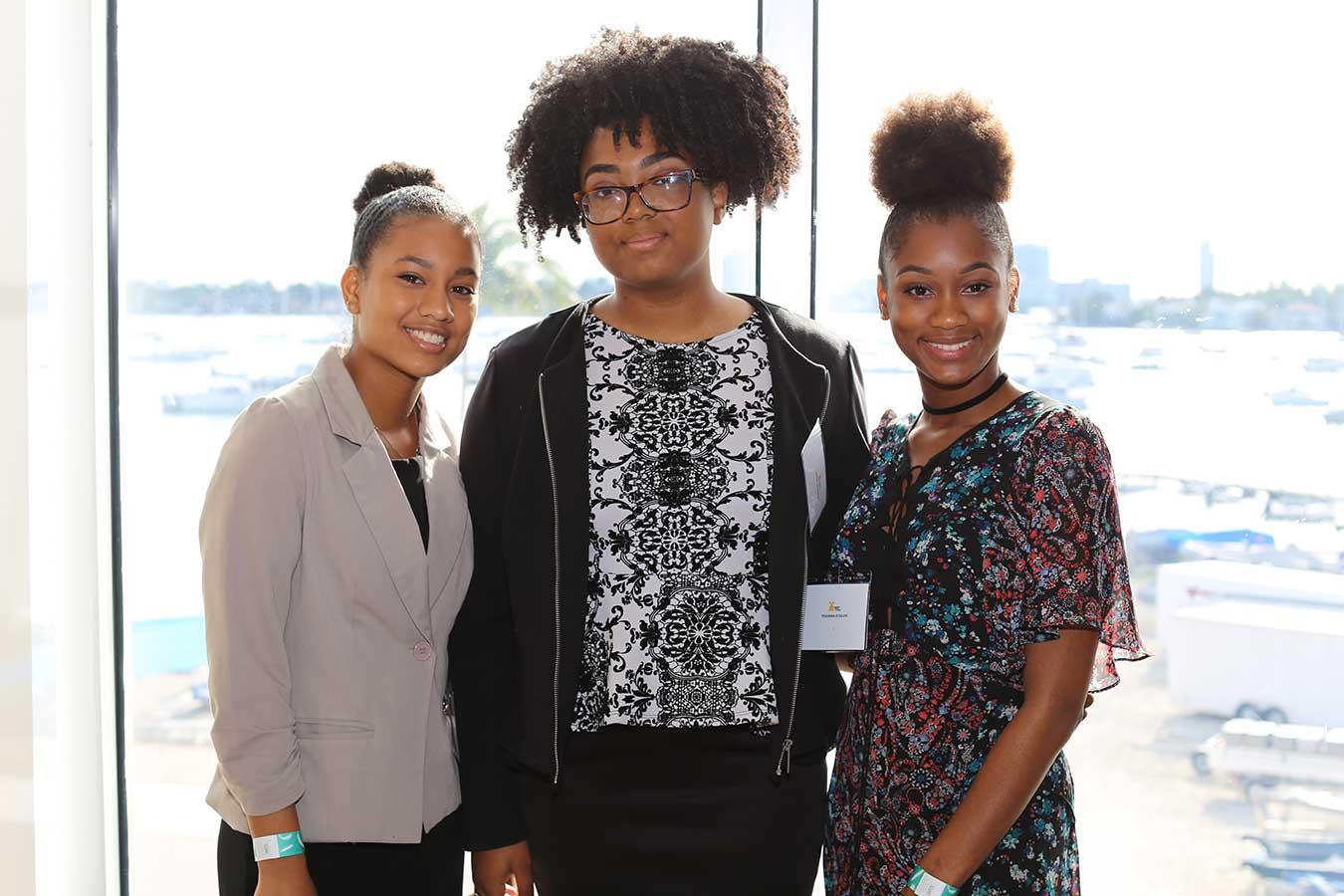 JWOF Scholarship - Encourage emerging powerful women