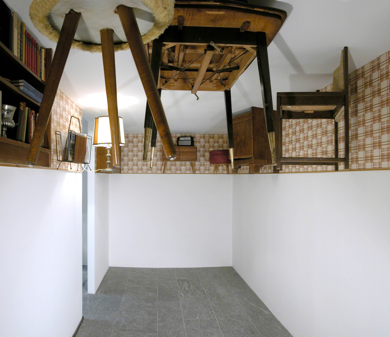 Mannheimer Zimmer, 2004, Kunsthalle Mannheim