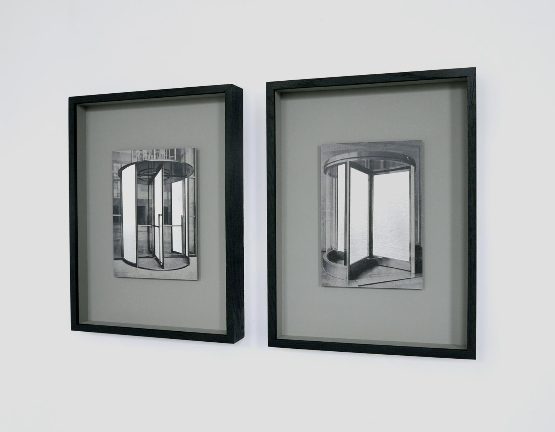 Verwandlung, 2017, Silberdruck, je 21,5 x 15,5 cm