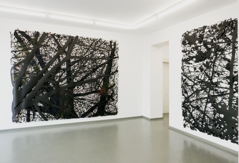 exhibition view: hideout, 2016, Rasche Ripken, Berlin