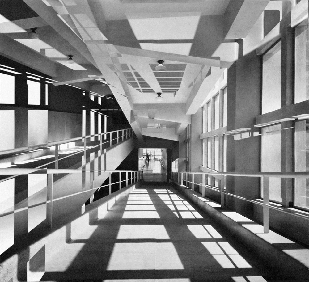 brise-soleil II, 2013, Inkjet Print, 45,5 x 49,9 cm