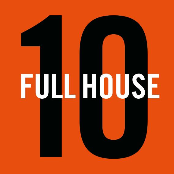 Künstler und Künstlerinnen der Galerie FULL HOUSE: 10 JAHRE BERLIN 15.06. – 28.07.2018
