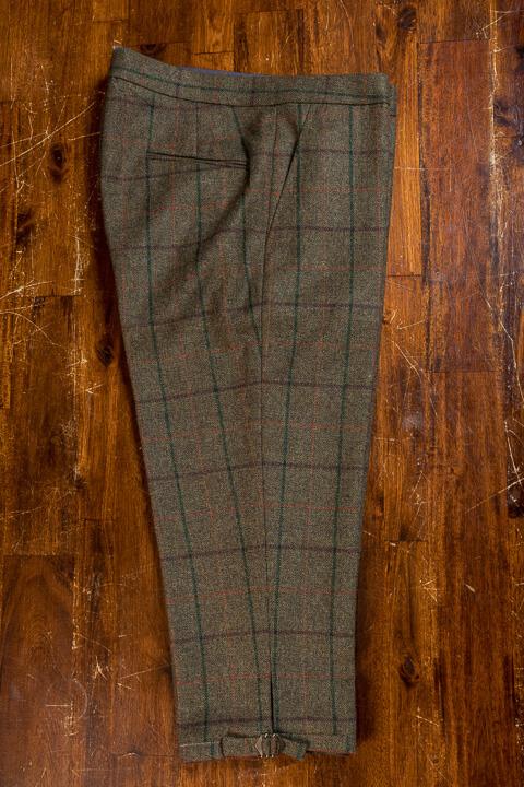 - Jagers Outfit Golf Tweed FourPlus Broek