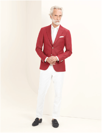 De Oost Bespoke Tailoring Scabal Spring Summer 2018 Collection Denim Deluxe 2 Suit Jacket Trousers Fabrics.png