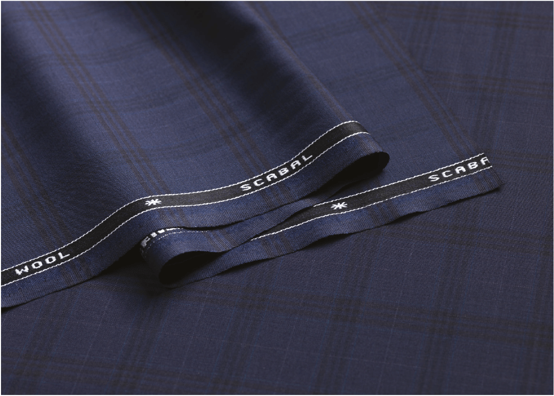 De Oost Bespoke Tailoring Scabal Spring Summer 2018 Collection Silver Ghost 1 Suit Jacket Trousers Fabrics.png
