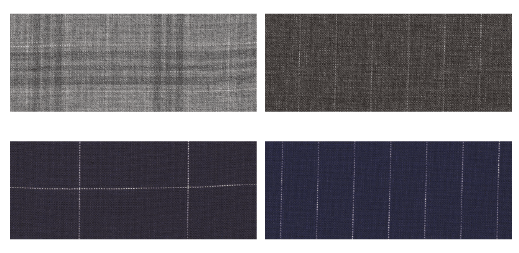 De Oost Bespoke Tailoring Scabal Spring Summer 2018 Collection Silver Ghost 3 Suit Jacket Trousers Fabrics.png