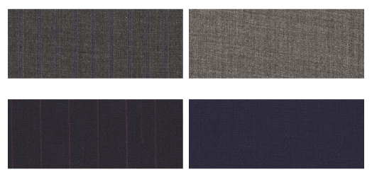 De Oost Bespoke Tailoring Scabal Spring Summer 2018 Collection Summer Cashmere 3 Suit Jacket Trousers Fabrics.png