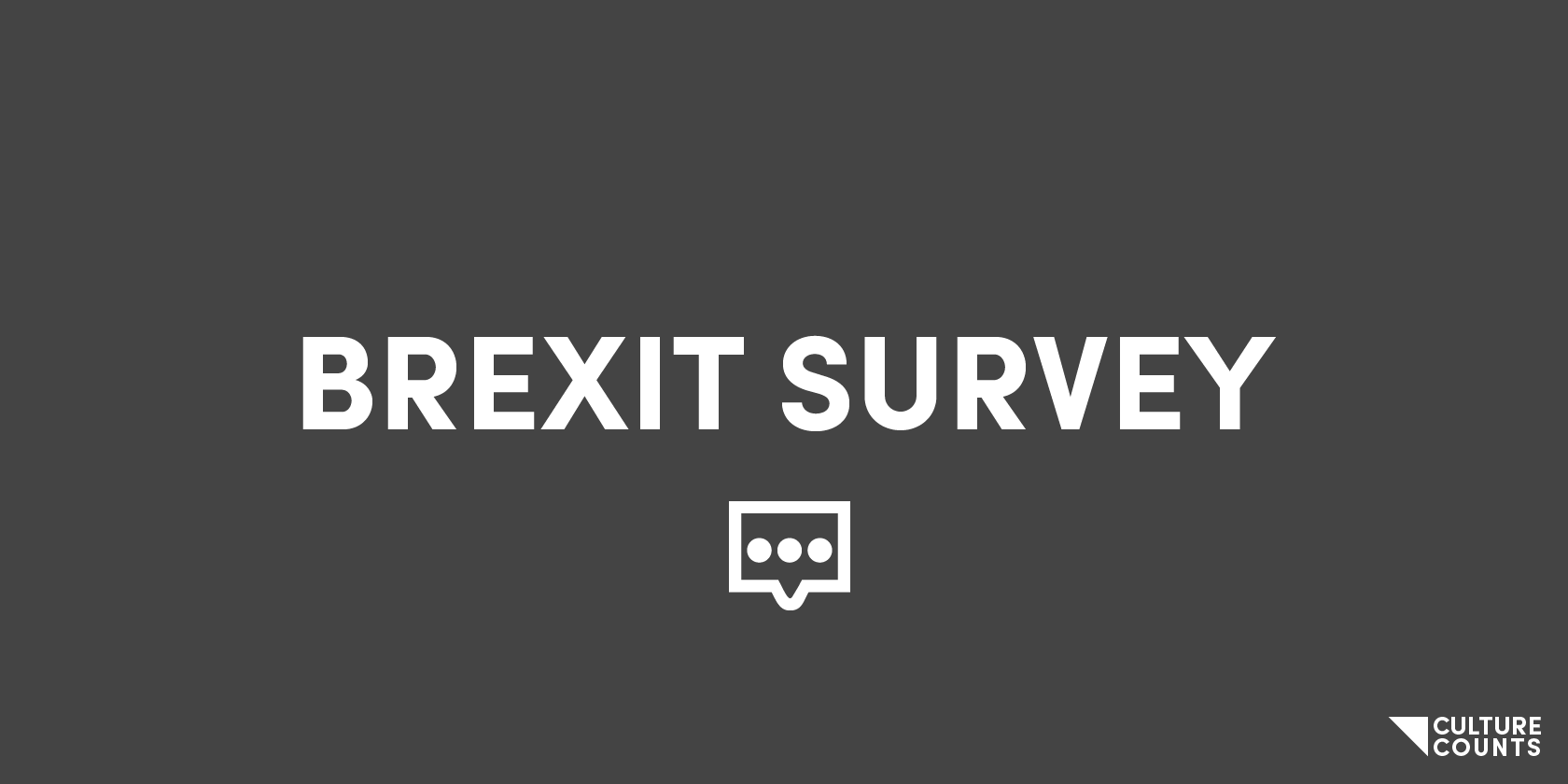 Please assist us to inform  Scotland's Policy Conference on Creative Industries  by answering our   1 Minute Brexit Survey .