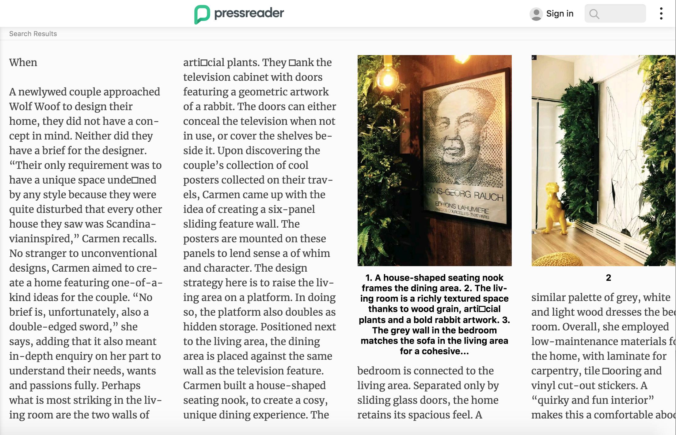 Pressreader - https://www.pressreader.com/singapore/home-decor-singapore/20180601/282497184347069