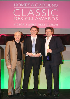 Homes & Gardens Magazine - Young Designer of the Year 2009 -