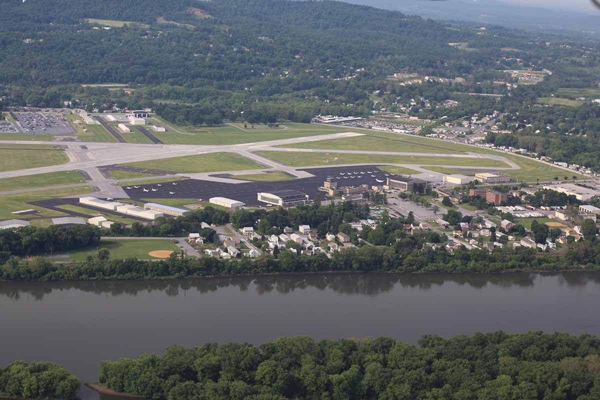 Capital City Airport (courtesy Buchart Horn)
