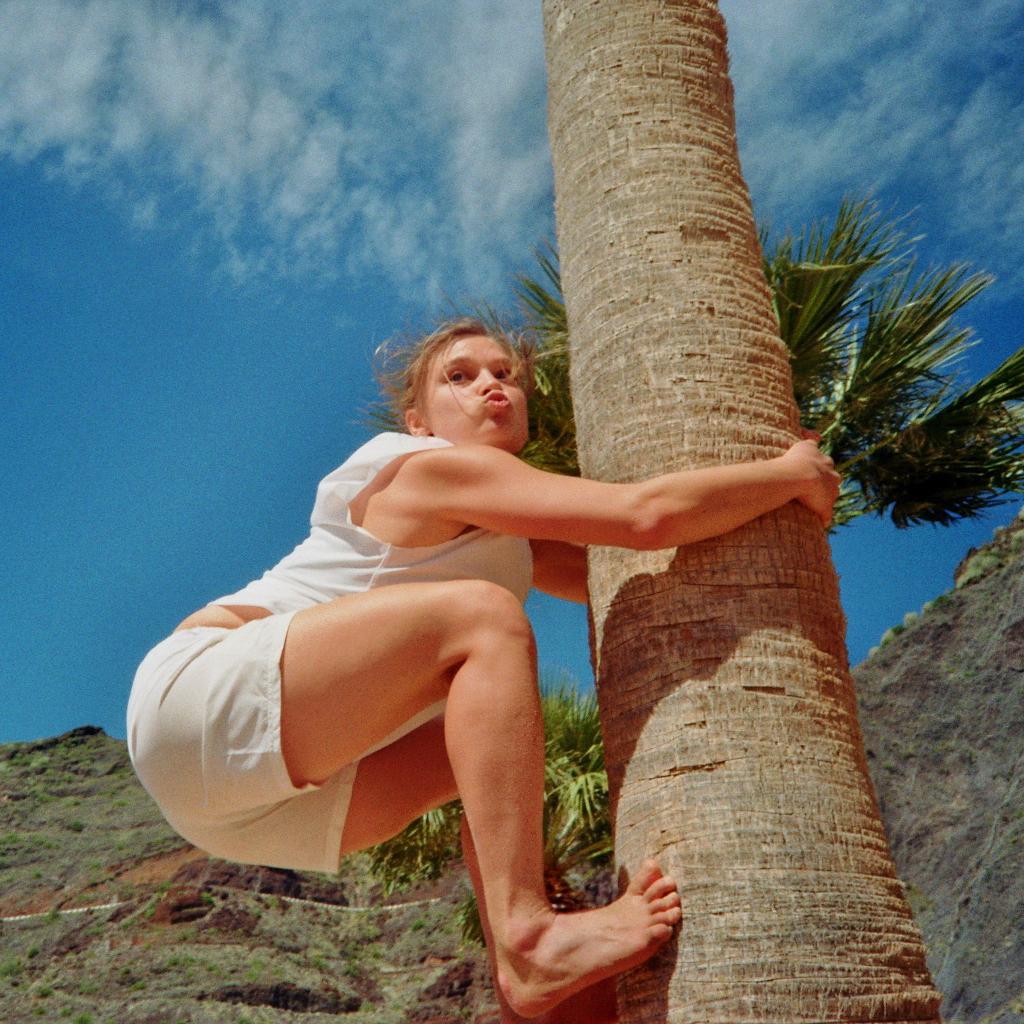 Climbing! -