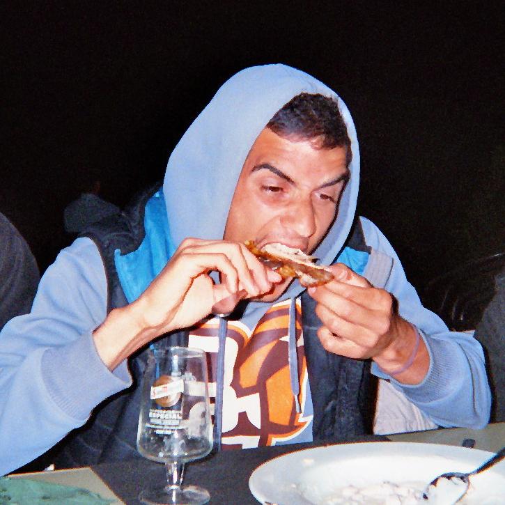 EATING! -