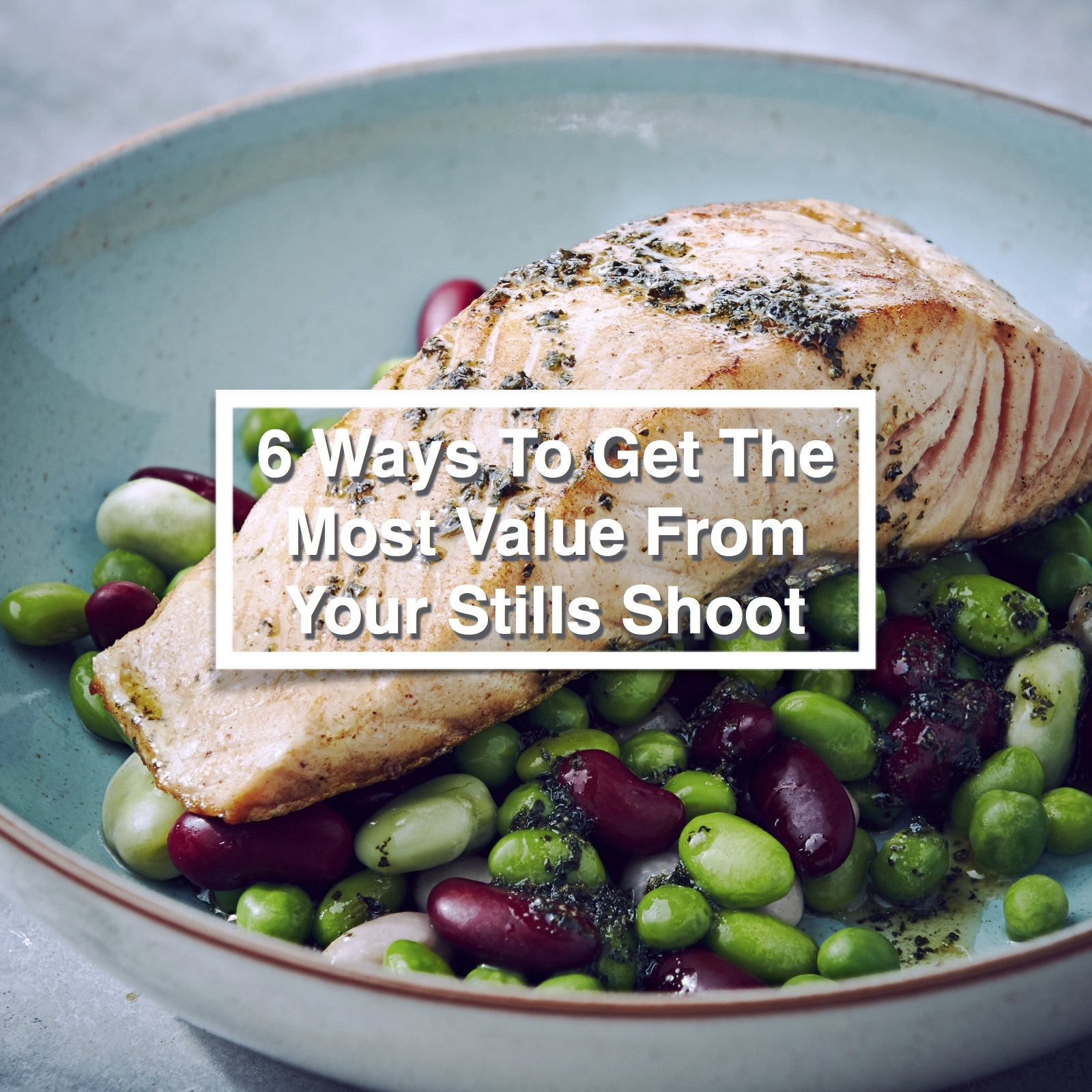 6 Ways To Get The Most Value From Your Shoot     Feb 2018   Whether you're managing a food, fashion or lifestyle campaign, a lot can rest on the final result so you want to make sure you're nailing your visual content. We've compiled a few simple tips to get the most value out of your next shoot.