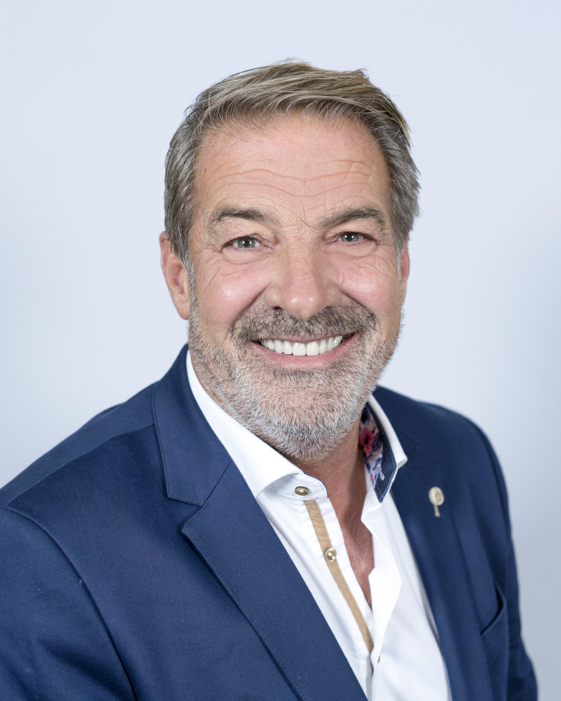Michael Rogers, Managing Director
