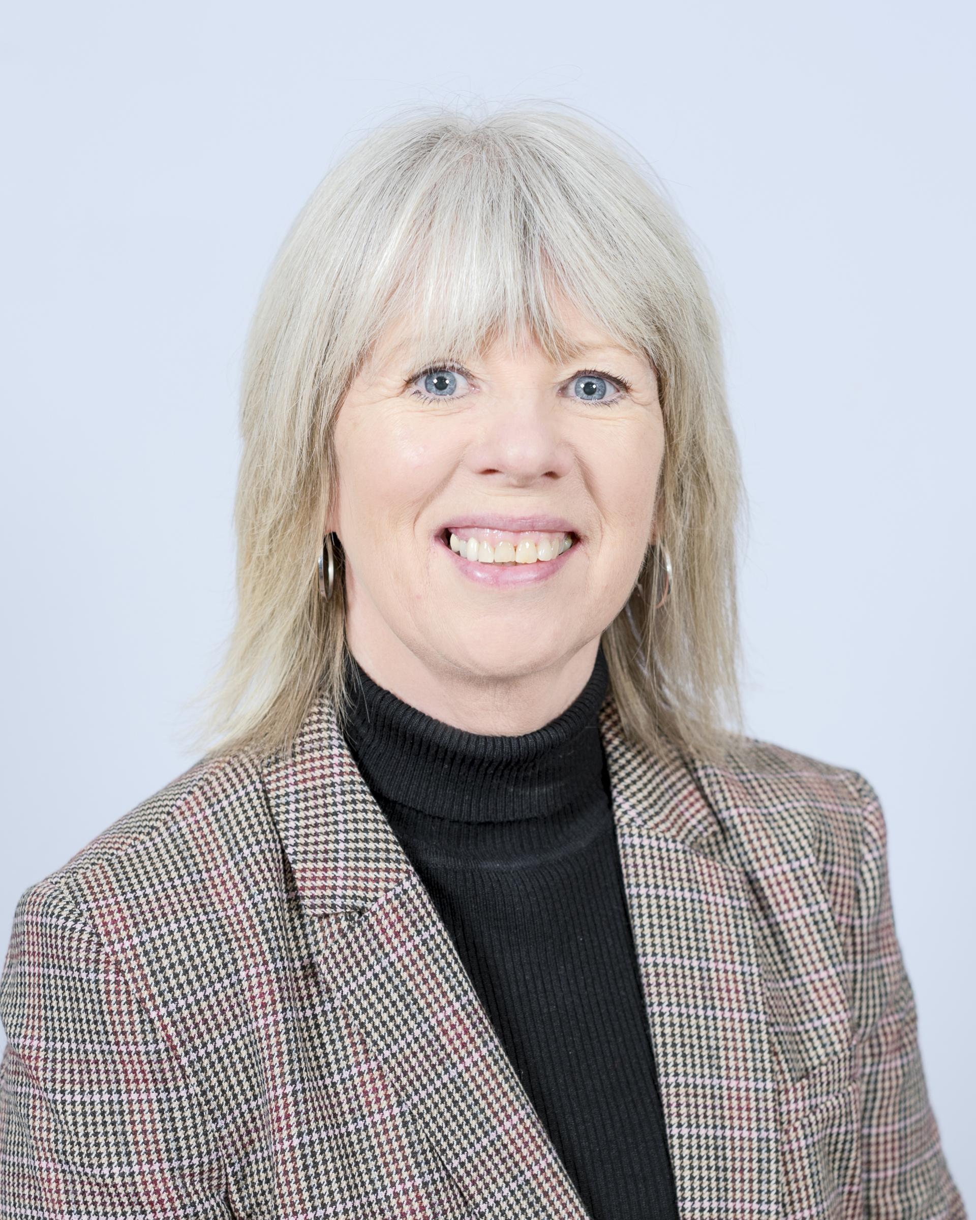 Sharon Hartley, Designer.