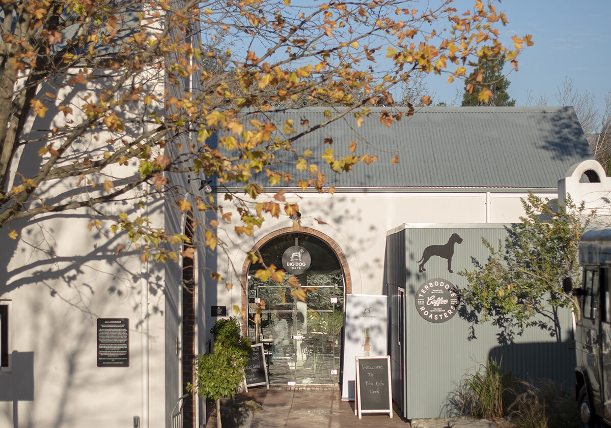 Big Dog Café - Franschhoek