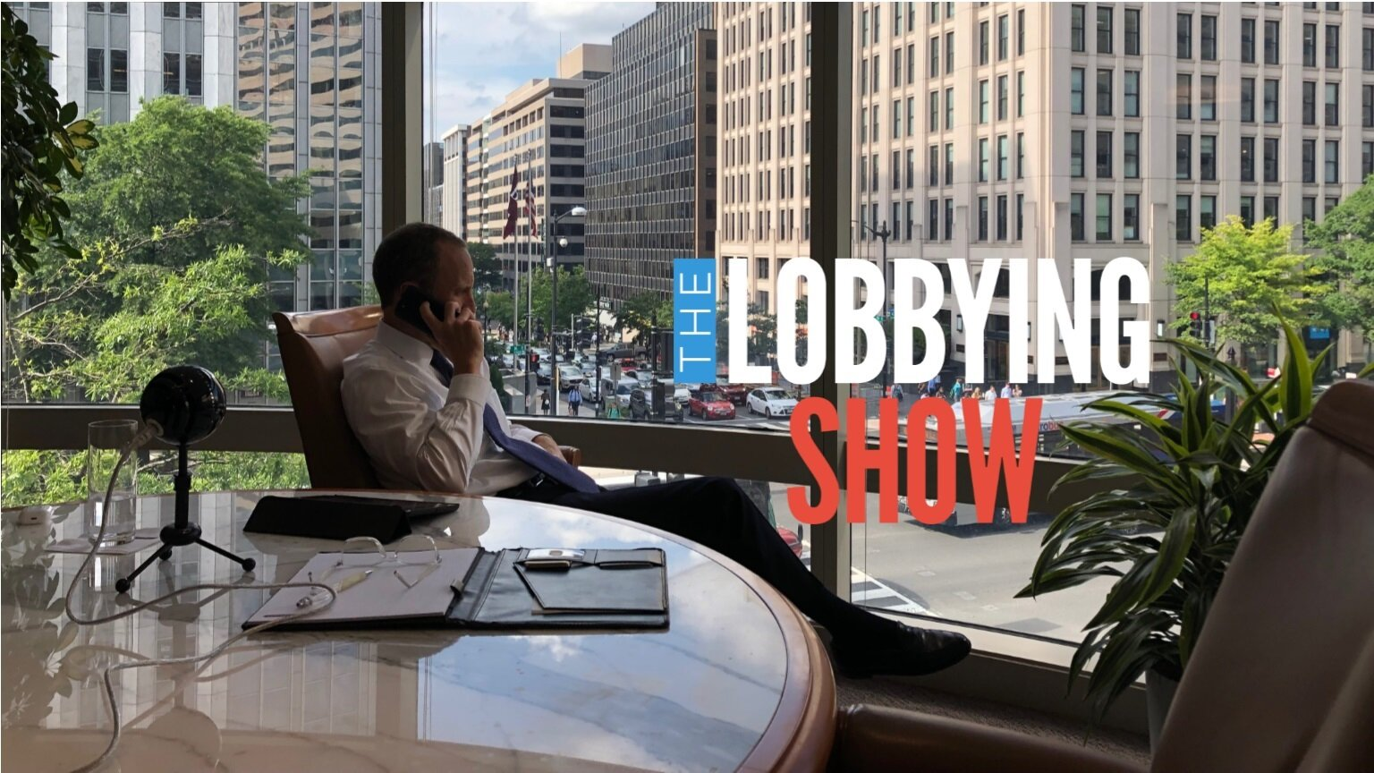 The Lobbying Show - A podcast about the world of lobbying: how it works, who's lobbying, and how to be effective. Each week, we interview government affairs professionals and lobbyists to get their perspective on the industry.Hosted by Veteran Connecticut-based Lobbyist Jim O'Brien.
