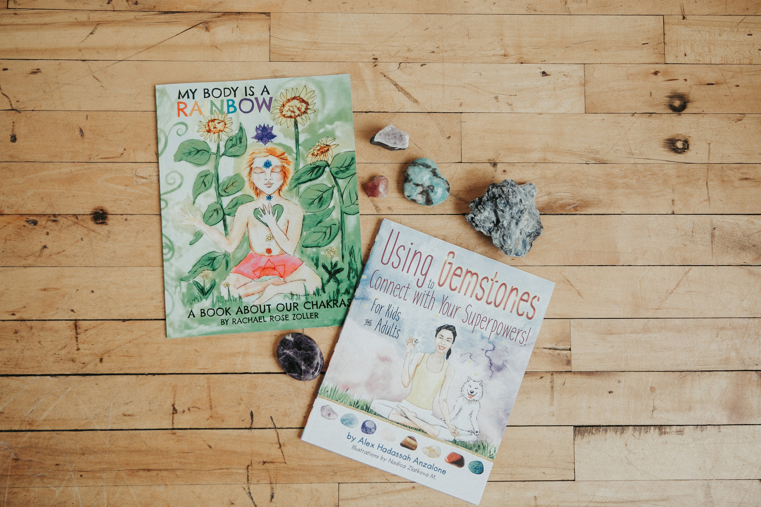 Books for Baby Willow