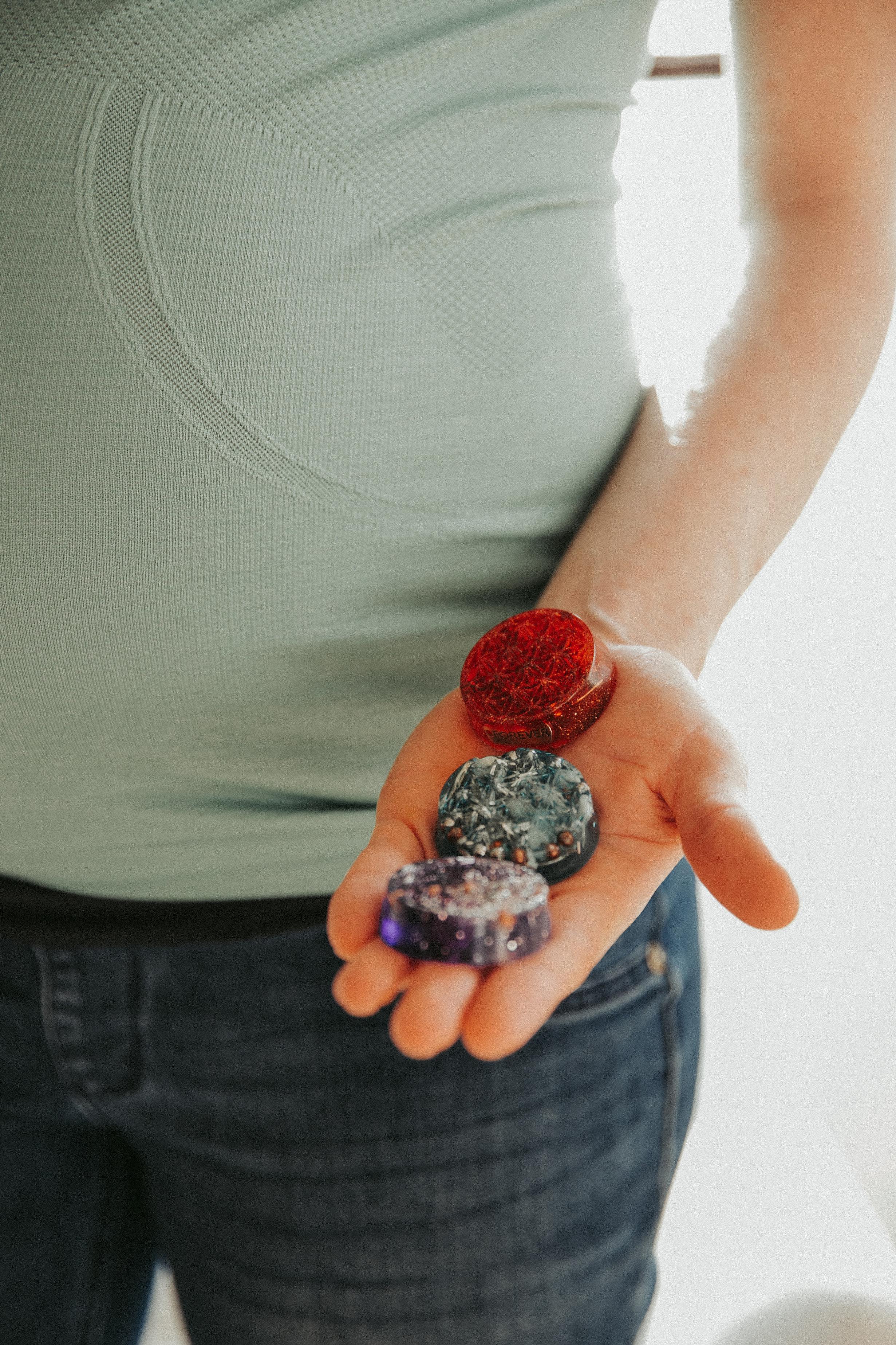 Orgonite Flower of Life
