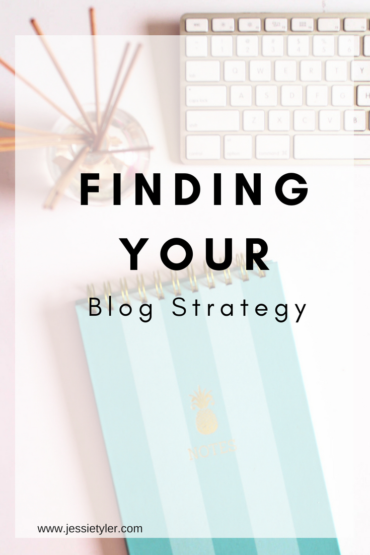 Finding Your Blog Strategy