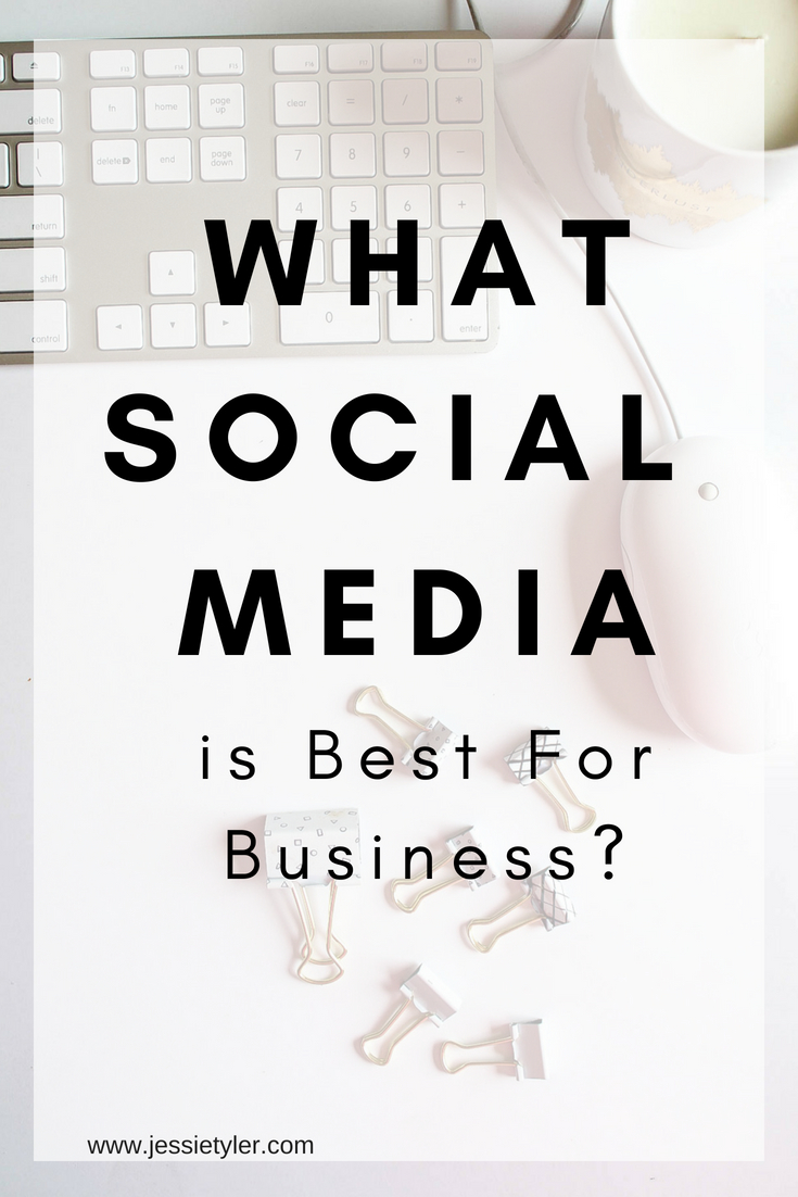 What Social Media is Best For Business?