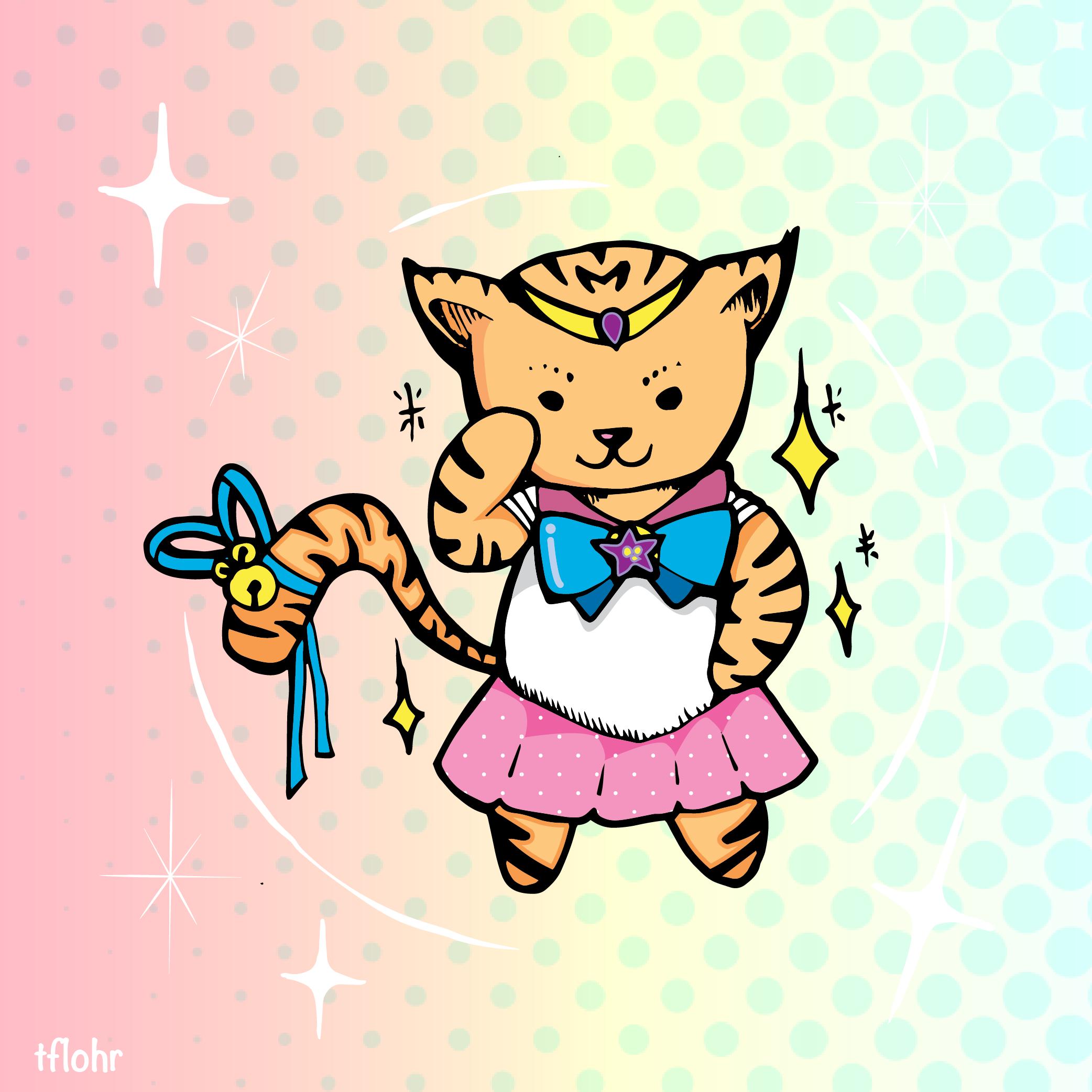 Sailor Purr