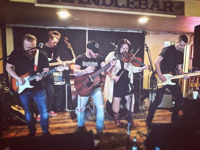 We had a great time playing at Handlebars yesterday with @hillbillycasino ! Thanks to everyone who came out! . . . #handlebars #thehardindraw #murfreesboro #tennessee #nashville #musiccity #hillbillycasino #roots #americana #localmusic #bluegrass #roots #indie #folk