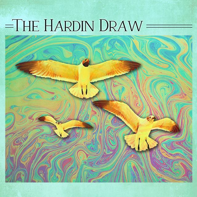 We are so excited and proud to officially announce the release of our next full length album! It's been a long time coming and we can't wait to share it with you. The Hardin Draw, self titled album, will be available on all digital media platforms November 1st, 2019. Come see us at www.thehardindraw.com for details on the album release show and much more!