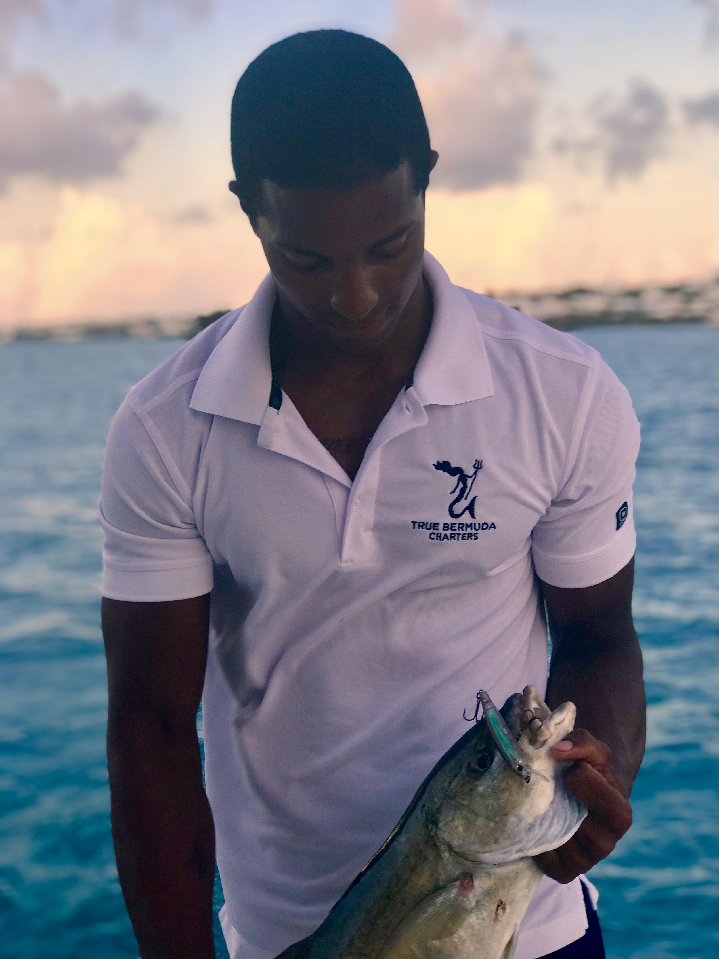 Reef Fishing Bermuda