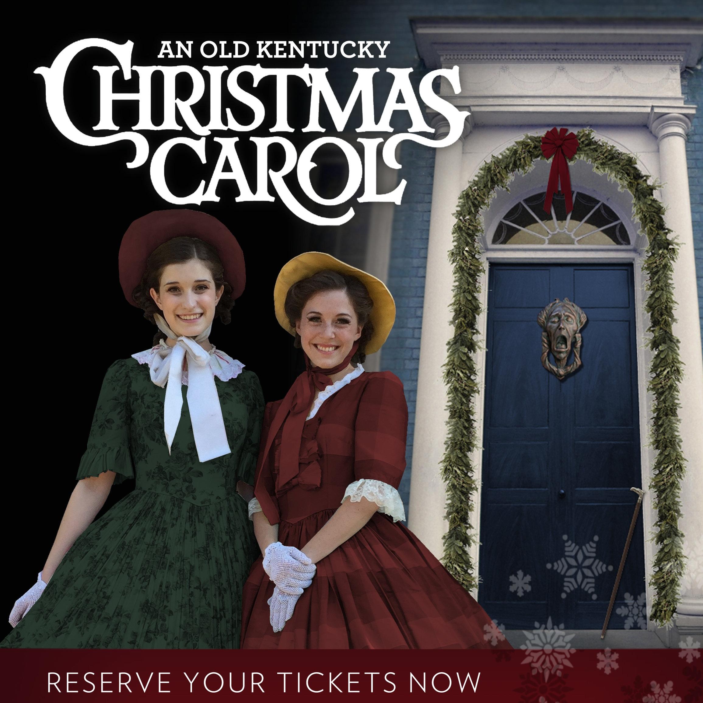 An Old Kentucky Christmas Carol — My Old Kentucky Home