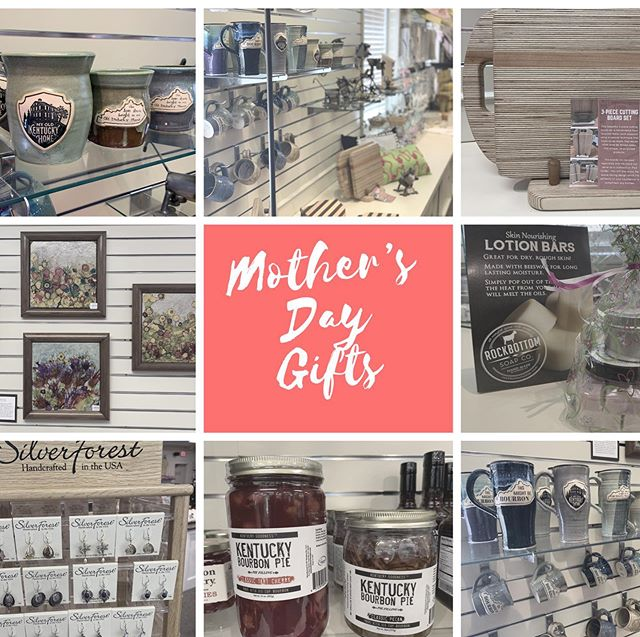NEW Handcraft Products just in time for Mother's Day!  Come check them out!