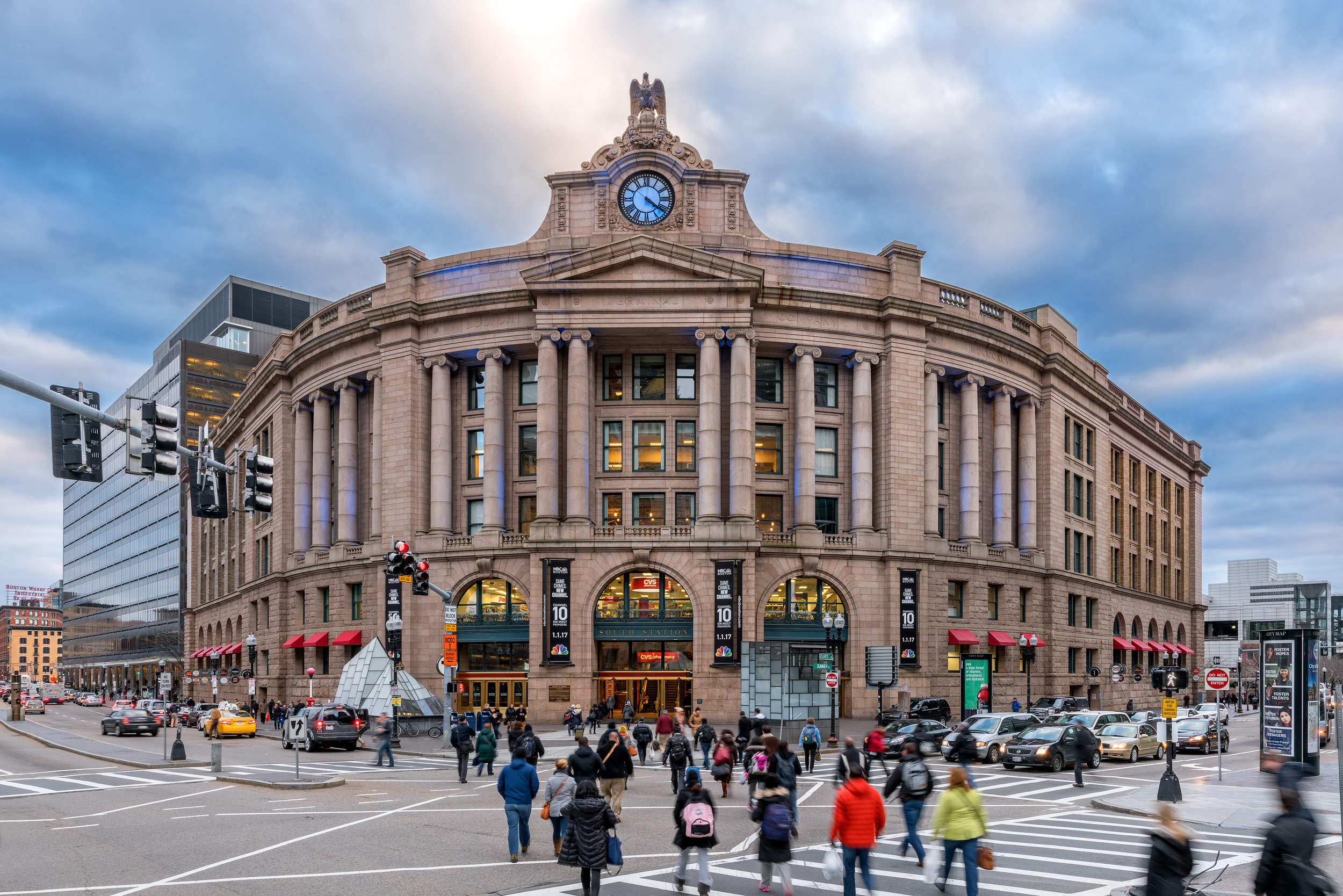 Image result for south station photo