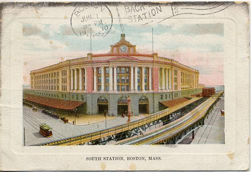 1910 Souvenir postcard