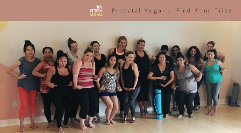 Prenatal Yoga Orange County