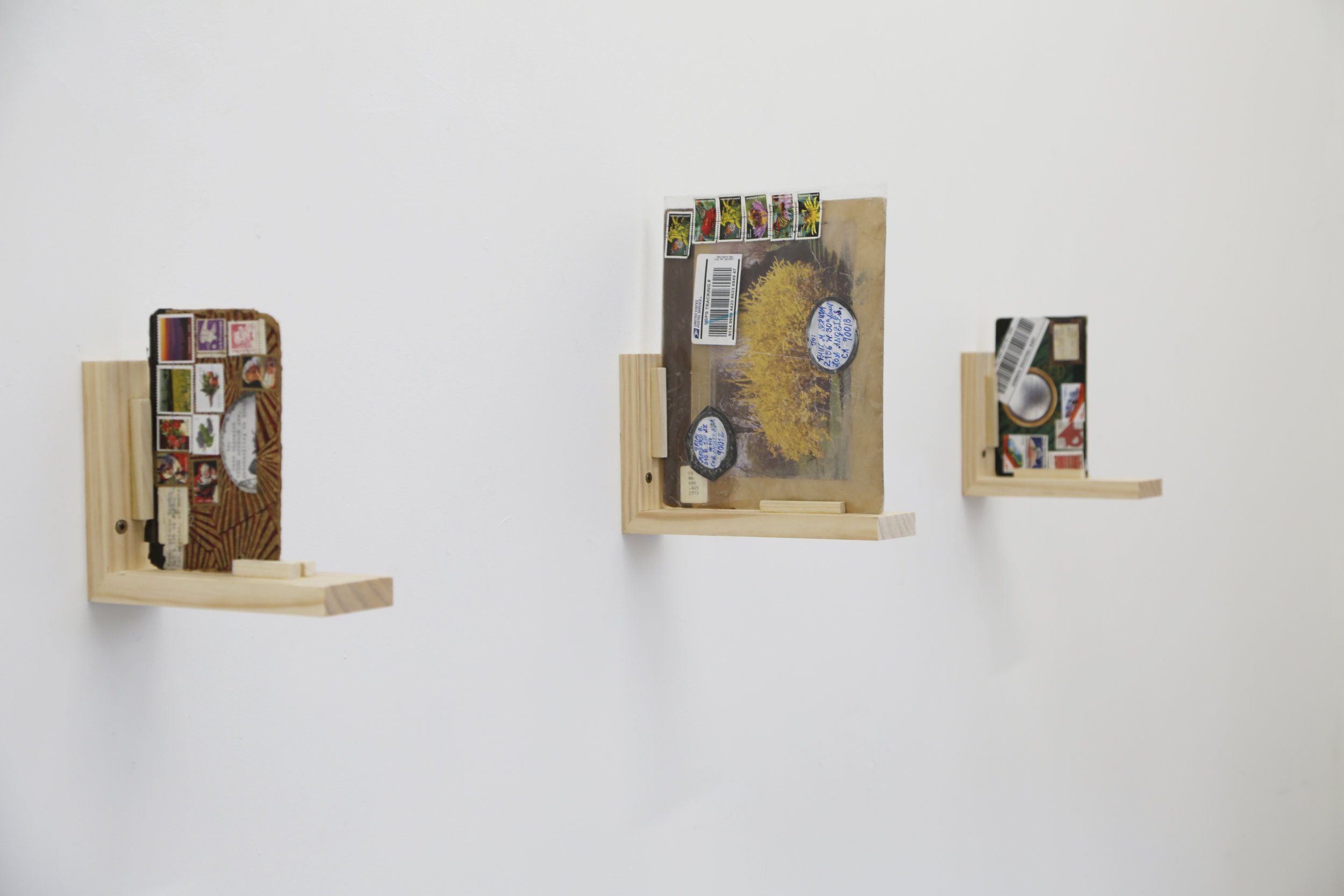 """Texts and Messages""  2019 July 8  POST at MiM Gallery, Los Angeles, CA  Photo credit: HK Zamani"