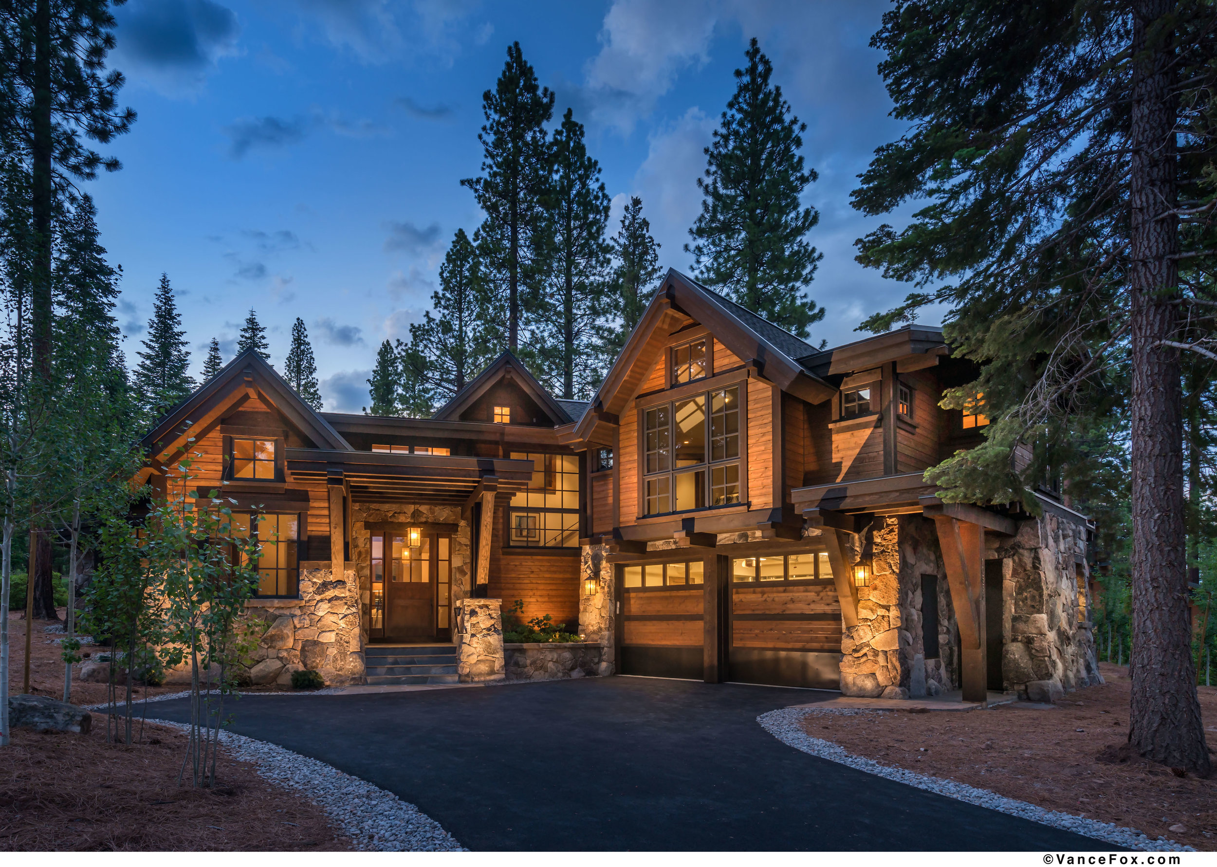 Martis Camp Lot 330 - 3250 sf cabin