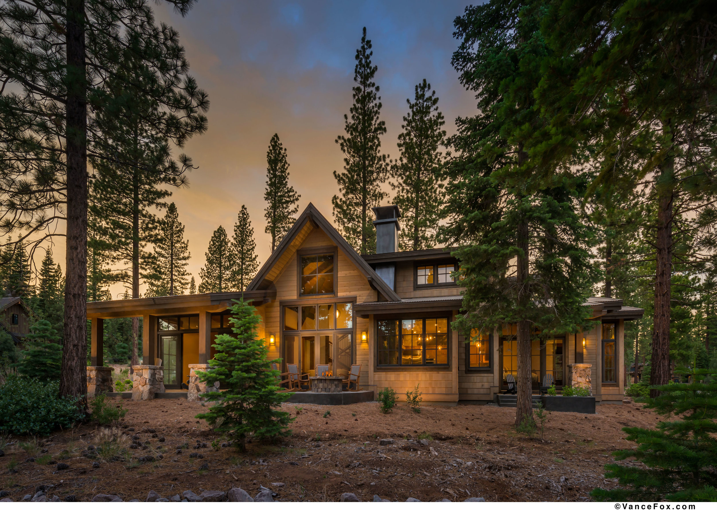 Martis Camp Lot 364 - 3250 sf cabin