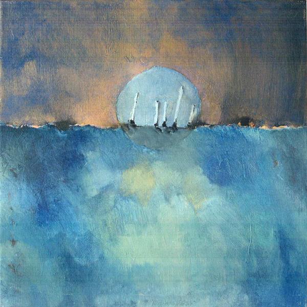 Buques en luna