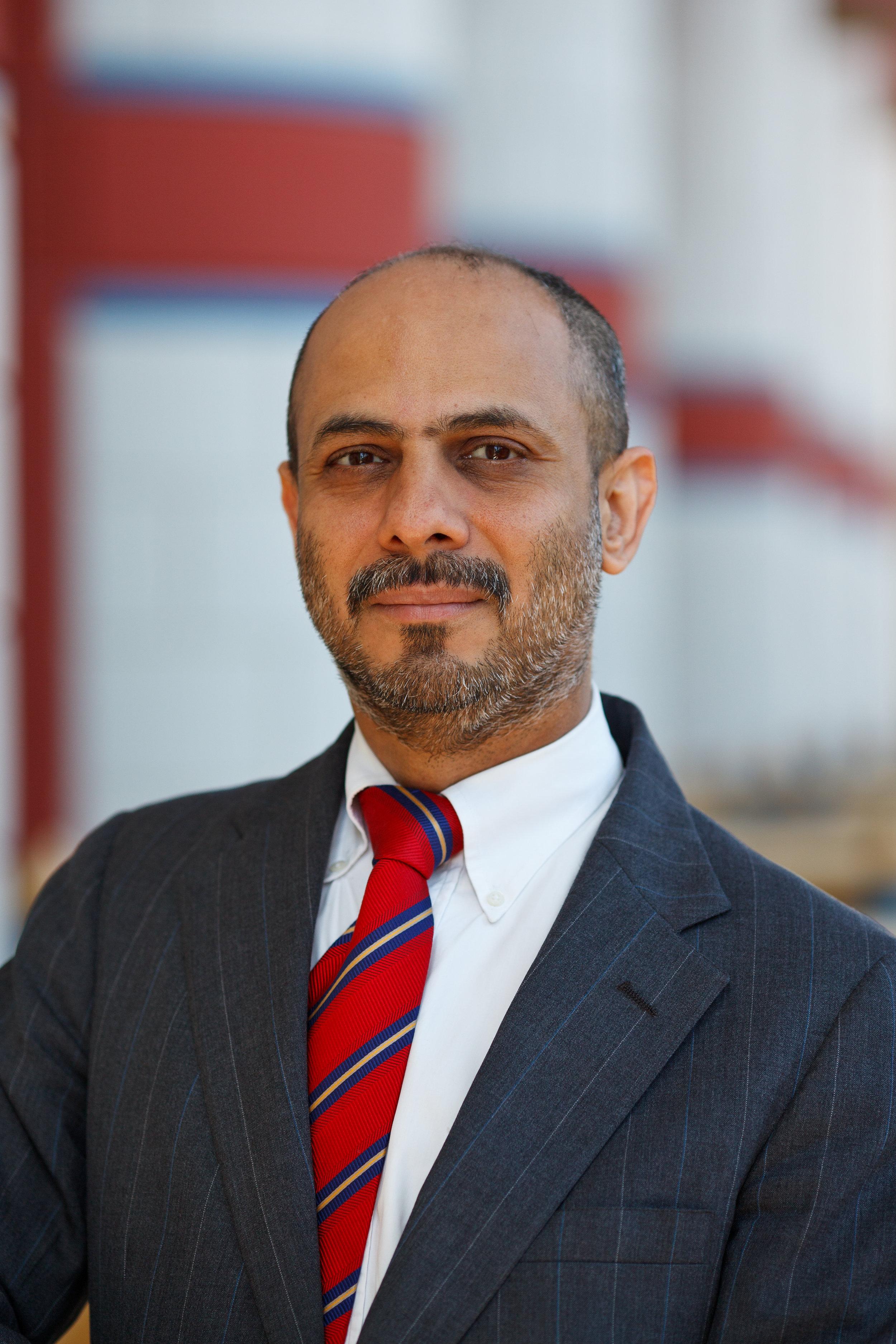 Professor Raghu Rau